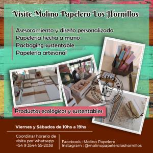 Visite Molino Papelero!